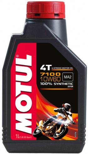 10W60 7100 4T - 1 литър