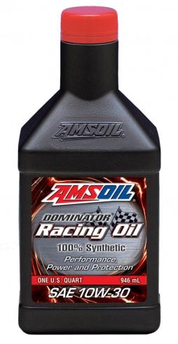 AMSOIL 10W30 Dominator Racing oil 0.946 ml.