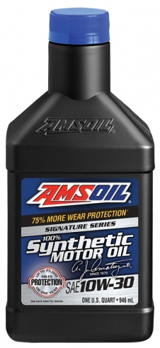 AMSOIL 10W30 Signature Series 0.946 ml.