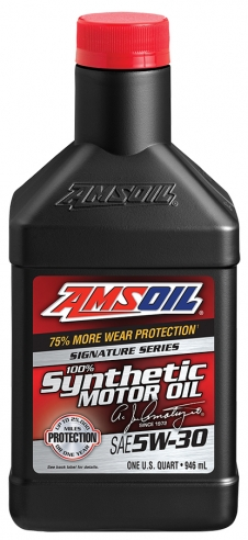 AMSOIL 5W30 Signature Series 0.946 ml.