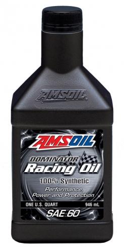 AMSOIL SAE 60 Dominator Racing oil 0.946 ml.