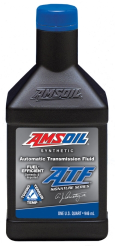 AMSOIL Signature Series ATF 0.946 ml.