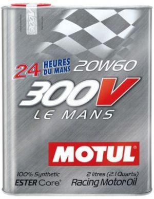 20W60 300V Le Mans - 2 литра