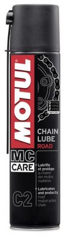 C2 CHAIN LUBE ROAD - 0.400L