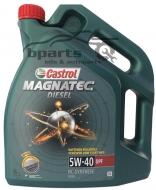 5W40 Magnatec Diesel DPF -  5 литра
