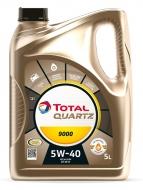 5W40 Total Quarz 9000 - 5литра
