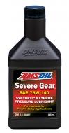 AMSOIL 75W140 Severe Gear 0.946 ml.