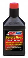 AMSOIL 75W90 Severe Gear 0.946 ml.