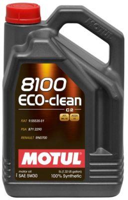 5W30 8100 ECO-Clean - 5 литра