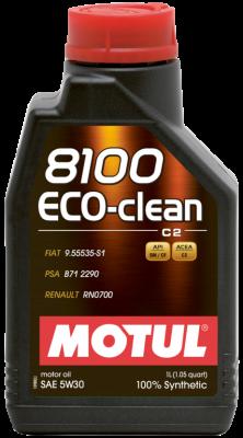 5W30 8100 ECO-Clean  - 1 литър