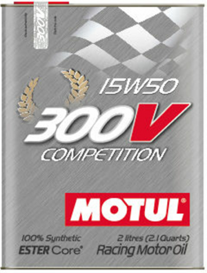 15W50 300V Competition - 2 литра