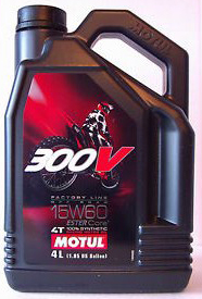 15W60 300V OFF ROAD Factory Line - 4L