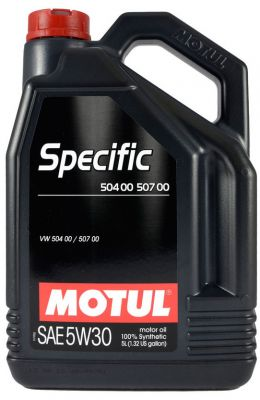 5W30 Specific 504-507.00 5L