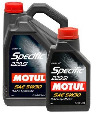 MOTUL SPECIFIC 229.51 5W30 5L