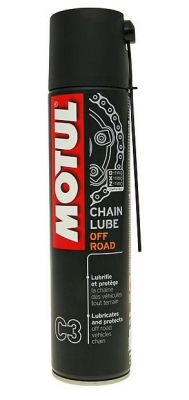 C3 CHAIN LUBE OFF ROAD 0.400 L