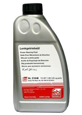 21648 FEBI - масло хидравлика Mercedes Benz 344.0