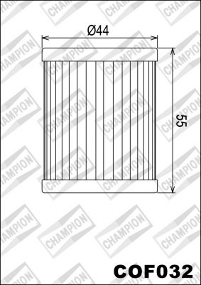 COF032 - VIC - маслен филтър