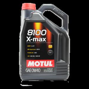 0W40 X-max 8100 - 5 литра
