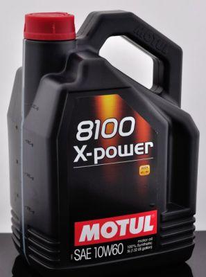 10W60 X-power 8100 - 5 литра