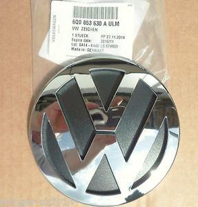 6Q0 853 630 AULM - емблема VW - задна FOX ; POLO ; GOLF