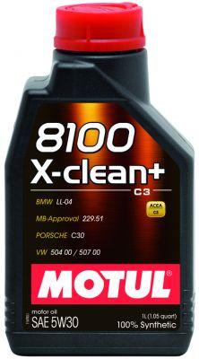 5W30 8100 X-Clean +  - 1 литър