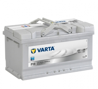 VARTA Silver Dynamic 85Ah / 12V/ 800A